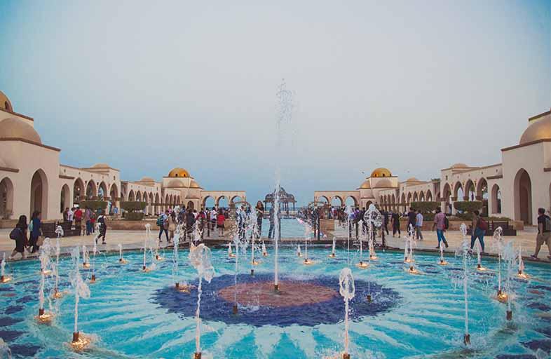 สถานที่ท่องเที่ยวในประเทศอียิปต์